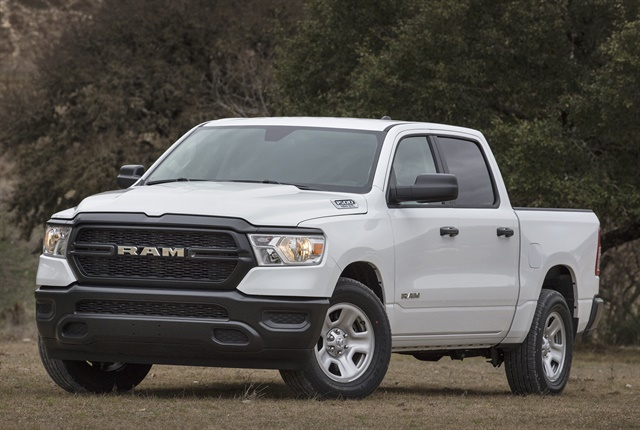 Ram to Offer 1500 Tradesman for 2019 - Top News - Vehicle ...