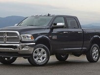 Ram 2500HD Adds 4x4 Off-Road Option