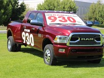 Ram Boosts 3500's Tow Rating with Fifth-Wheel Option
