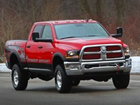 Ram Power Wagon Revived for Off-Road Work