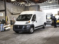 Errata: Ram ProMaster Commercial Van