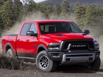 2016 Ram 1500 Rebel Wins Off-Road Honor