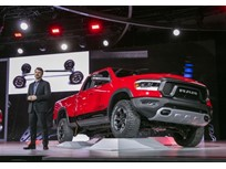Ram 1500 Wins 'Best of Show' At NAIAS