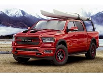 Ram Shows Outdoor-Themed 2019 Ram 1500