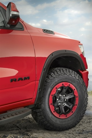 The fit, finish, and function of all Mopar parts and accessories were developed in close concert with Ram Truck engineers and designers to harmonize with the all-new Ram. (Photo: FCA US)