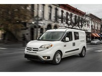 Ram ProMaster City Vans Recalled for Air Bags