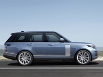 Land Rover to Offer Plug-in Range Rover for 2019