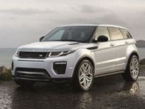 Land Rover Building Evoque in Brazil