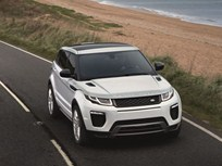 Range Rover Evoque Adds Pair of Diesels for 2016