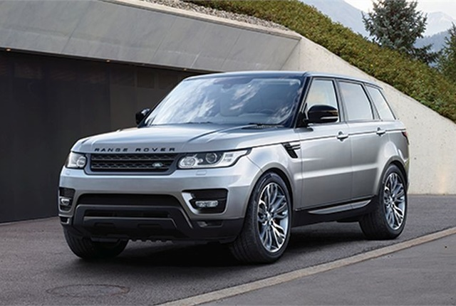 Photo of 2017 Range Rover Sport courtesy of Jaguar Land Rover.