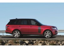 Land Rover Launches Range Rover SVAutobiography Dynamic