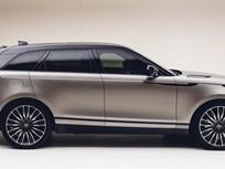 Range Rover Velar Debuts in London