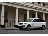 Braking Problems Prompt Range Rover Recalls