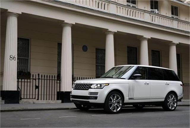 Photo courtesy of Land Rover.