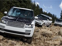 Range Rover Recall Tied to Air Bags