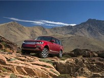 Range Rovers Recalled for Seats