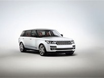 Jaguar Land Rover Recalling Range Rovers
