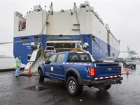 Ford to Export F-150 Raptor to China