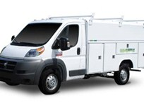 Reading Truck Body Offers Ram ProMaster Cutaway Upfit