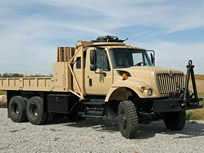 Navistar Gets $369 Million Military Order for Afghanistan