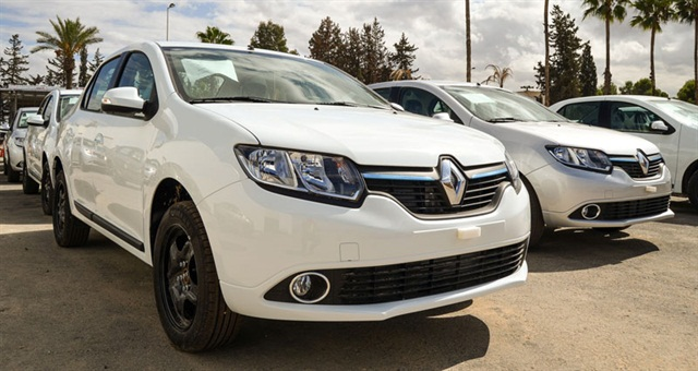 Renault's Algerian production plant will produce the Renault Symbol. Photo: Renault