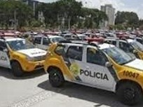 Renault Duster Joins Brazil's Military Police