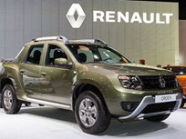 Renault Introduces Mid-Size Pickup for Latin America