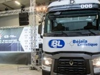Algerian Logistics Company Takes Delivery of 159 Trucks