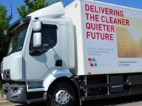 Renault and French Fleet Partner on Electric Truck