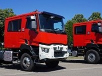 Renault Trucks to Debut New Firefighting Range in France