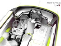 Rinspeed Exhibits 'Budii' Concept Car