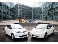 Renault-Nissan, Microsoft Developing Connected-Vehicle Tech