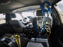 Ford Licenses Robotic Test Driving Tech