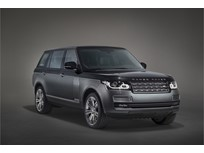 Range Rover SUVs Recalled for Air Bags