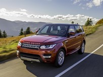 Jaguar Land Rover Adds Fleet Incentives
