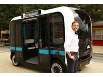 Self-Driving Vehicle Taps IBM's Watson
