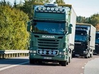 Ericsson and Scania Partner on Connected Commercial Vehicles