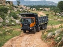 Indian Mining Company Orders 200 Scania Trucks