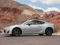 Scion FR-S Draws NHTSA 5-Star Rating