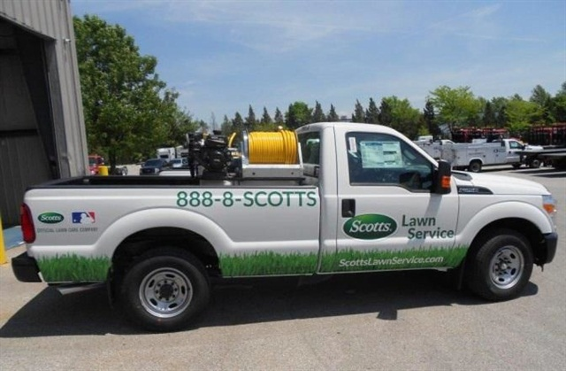 Reading Sets Up Lawn Care Truck Fleet Top News