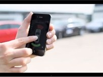 Video: Bosch Demonstrates Automatic Parking Smartphone App