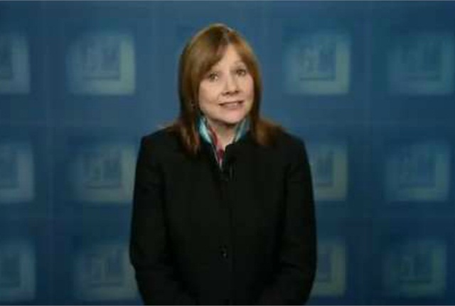 <p><em><strong>GM's CEO Mary Barra gives a update on the recalls and federal probe.</strong></em></p>
