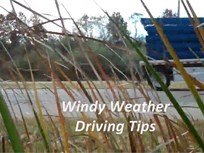 Fleet Safety Video Tip: Driving in High Winds