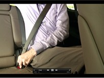 Video: Ford Expands Inflatable Safety Belts