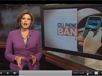 Video: Vt. Bans Handheld Phone Use While Driving