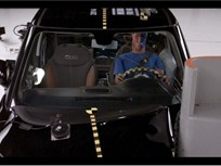 Video: IIHS Crash Tests 12 Small Cars