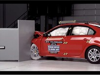 Video: Volkswagen Jetta Earns Top IIHS Safety Rating