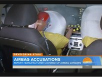 Video: Air Bag Supplier Facing Criminal Probe