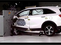 Video: Kia Sorento Named Top Safety Pick