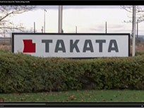 Feds Fining Takata $14K Daily